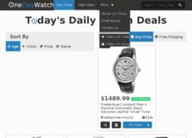 onedaywatch.com