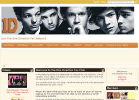onedirectionfanclub.co.uk