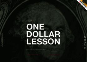 onedollarlesson.com