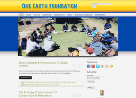 oneearthfoundation.in