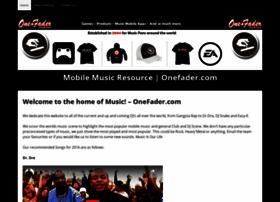 onefader.com