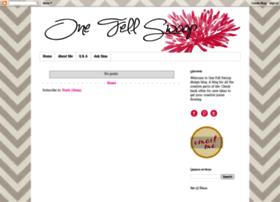 onefellswoopdesign.blogspot.com