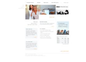 onefinancial.com