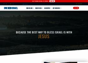 oneforisrael.org