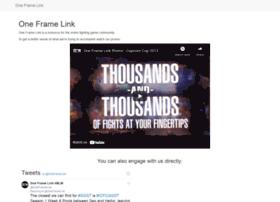 oneframelink.com