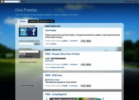 onefreebie.blogspot.com