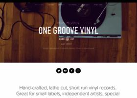 onegroovevinyl.com