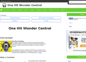 onehitwondercentral.com