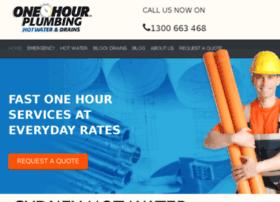 onehourplumbing.com.au