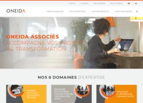 oneida-associes.com
