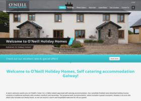 oneill-holiday-homes.com
