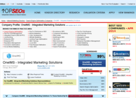 oneims-integrated-marketing-solutions.topseos.com