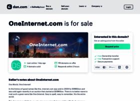 oneinternet.com