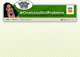 onelessgirlproblem.com