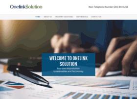 onelinksolution.com