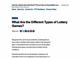 onelottowin.com