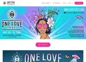 onelovefest.com