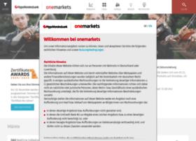 onemarkets.de