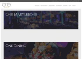 onemarylebone.com