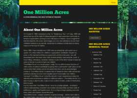 onemillionacres.wordpress.com