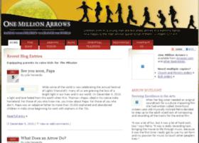 onemillionarrows.com
