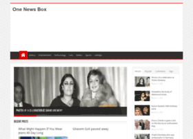 onenewsbox.com