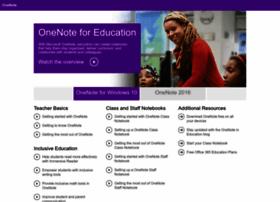 onenoteforteachers.com