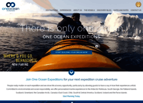 oneoceanexpeditions.com
