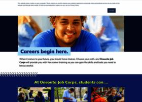 oneonta.jobcorps.gov