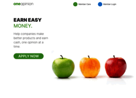 oneopinion.com