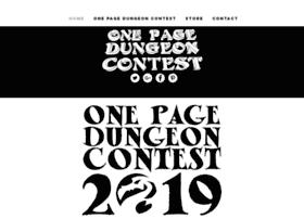 onepagedungeon.info
