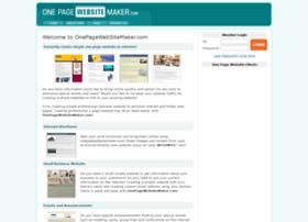 onepagewebsitemaker.com