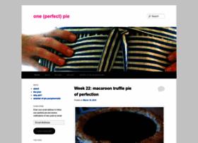 oneperfectpie.wordpress.com