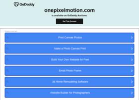 onepixelmotion.com