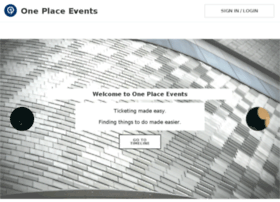 oneplace.events