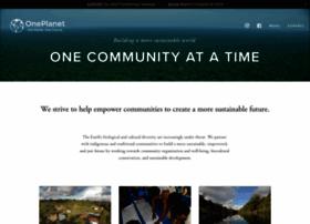 oneplanet-ngo.org