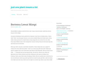 oneplantmeansalot.wordpress.com