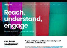 onepoll.com