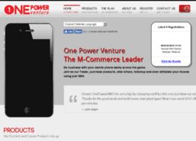 onepowerventure.com