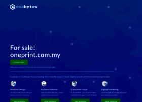 oneprint.com.my