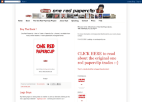 oneredpaperclip.blogspot.ae