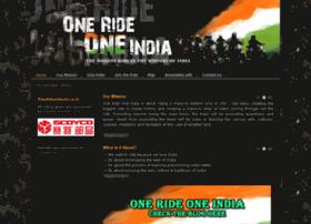 onerideoneindia.com