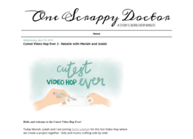 onescrappydoctor.blogspot.co.uk