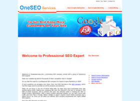 oneseoservices.com