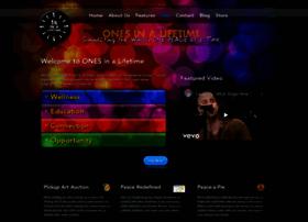 onesinalifetime.com