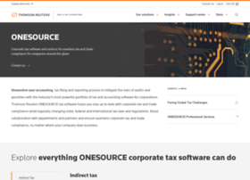 onesource.thomson.com