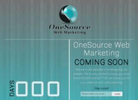 onesourcewebmarketing.com