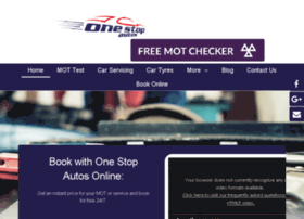 onestopautoscheshire.co.uk
