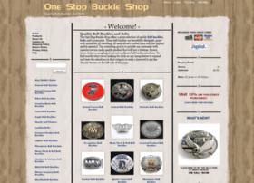 onestopbuckleshop.com
