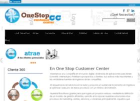onestopcustomercenter.org